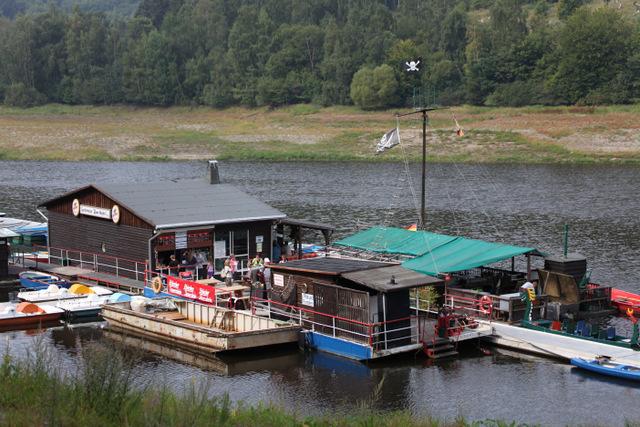 Restaurant Hotel An Der Talsperre Altenbrak Wendefurth