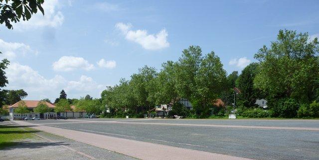 Parkplatz am Harzer Hexenstieg