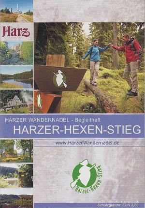 Hexenstieg-Stempelheft
