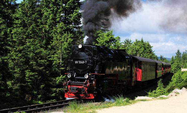 Brocken-Bahn