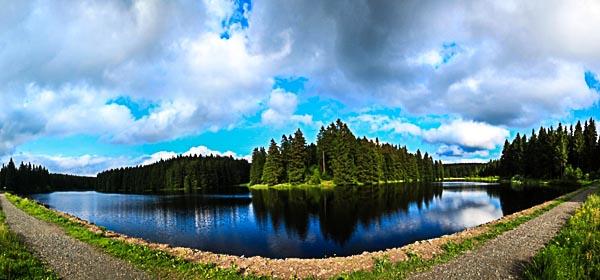 Bärenbrucher Teich - Etappe1