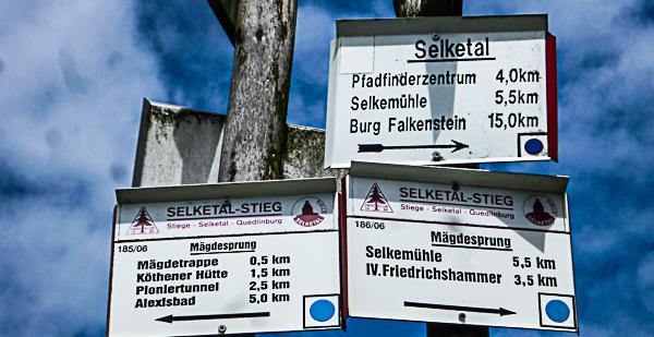 Wanderkarte Harz kaufen