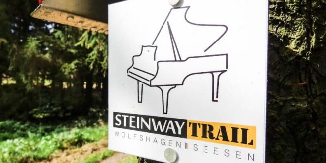 Steinway-Trail von Wolfshagen nach Seesen
