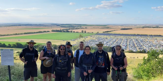 Wanderung zum Rockharz Openair | mehrtägig