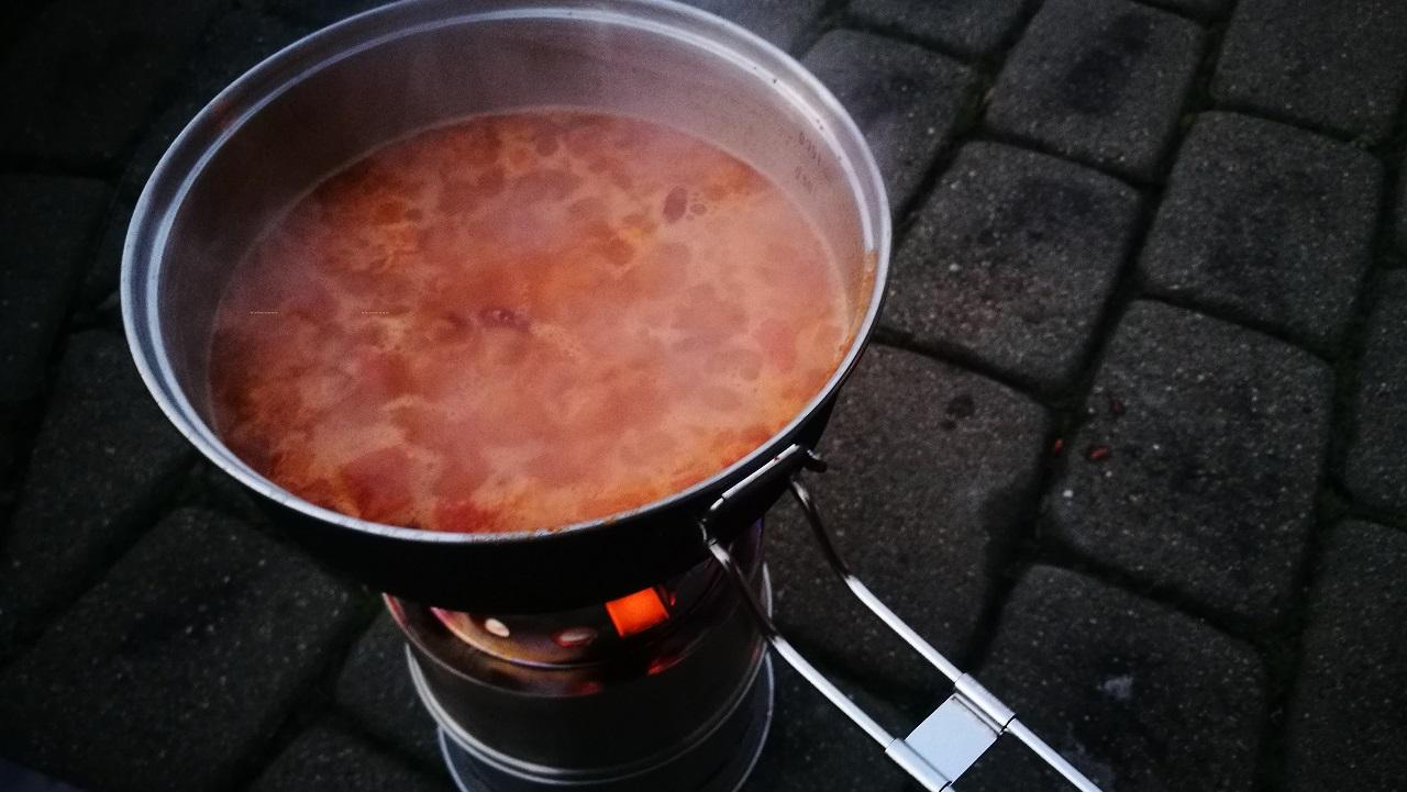 chili holzvergaser