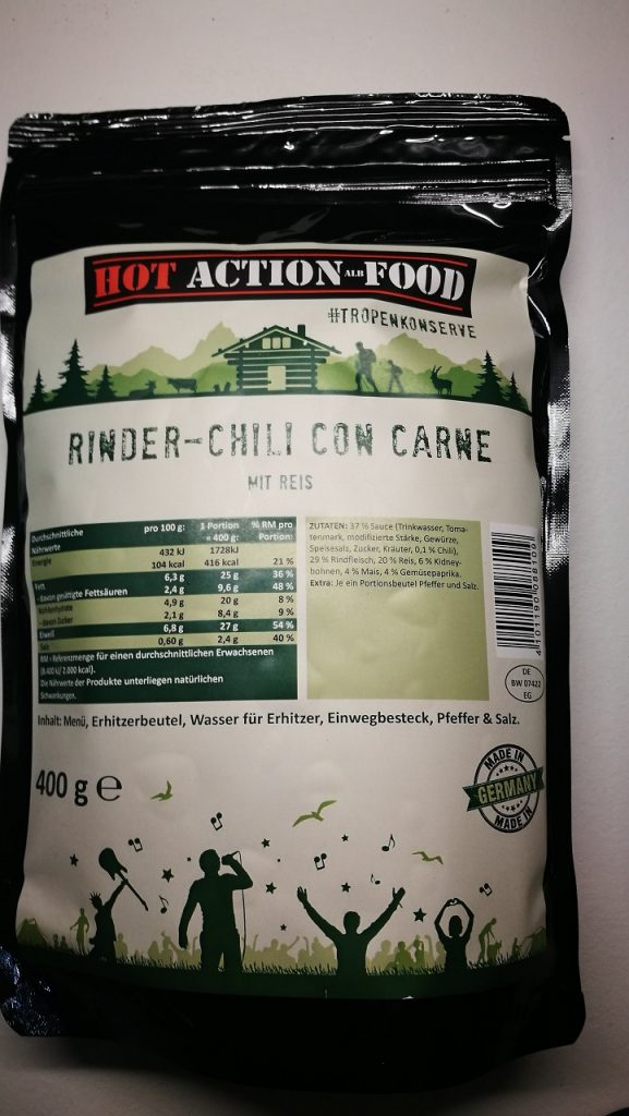 hot action food