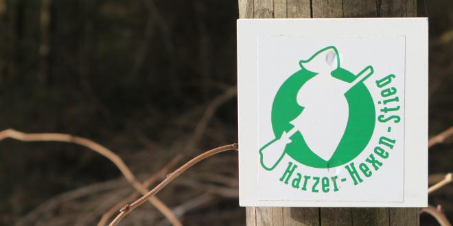 Zustand des Harzer Hexenstieges im Frühjahr 2021